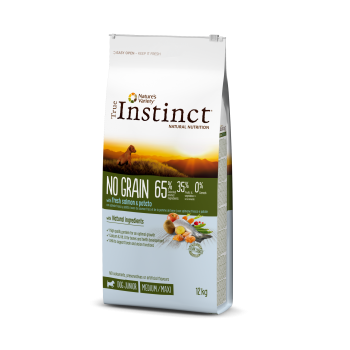 True Instinct No Grain Puppy 600g