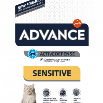 Advance Cat Adult Salmon &Rice Sensitive