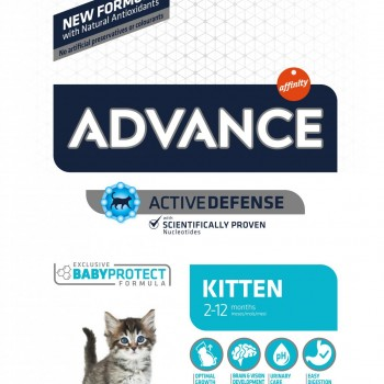 Advance Kitten Корм