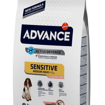 Advance Sensitive Salmon & Rice 3kg