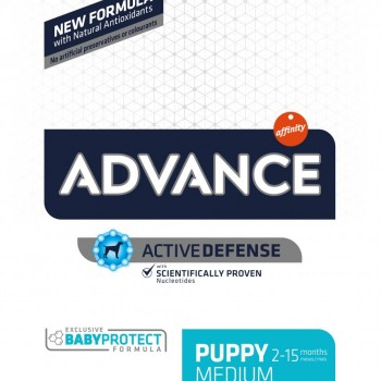 Advance Medium Puppy